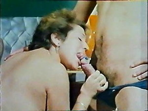Vintage Greek Penthouse Group Orgy Fucking Horny Holes Film