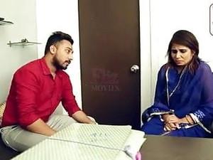Desi Bhabhi With Boss