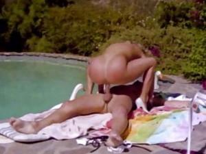 XXXJoX Julianne James Sex By The Pool