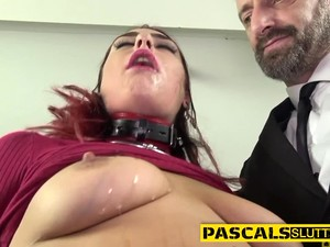 Bdsm Submissive Gets Pussy Toyed