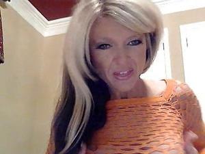 Blonde MILF JOI