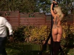 Helen Indien Summer - Spanking, Paingate, Big Ass, Big Tits, Blonde Porn - SpankBang