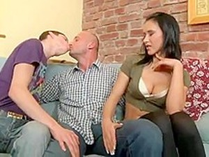 Bisexual Threesome - #4