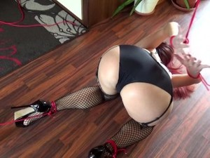 My Master Punished Me For Being A Bad Slave. Kinky Mylf