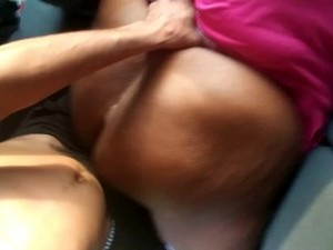 Big Step Cousin Offered To Take Me Home, Pulled Over & Told Me To Fuck Her