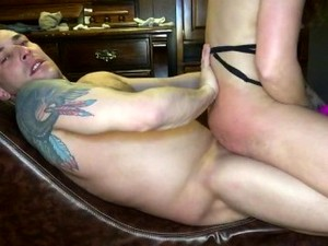 Daddy's Leaving, Again, He Hurts My Tight Pussy Real Good. Dbl Real Orgasms