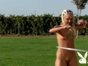 Playboy TV, Hot Babes Doing Stuff Naked, Season 1, Ep. 13 Picnic Game