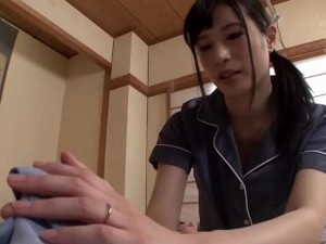 NHDTB-308 A Constricted Married Woman Who Is Warped In A Big Cock Of A Neph