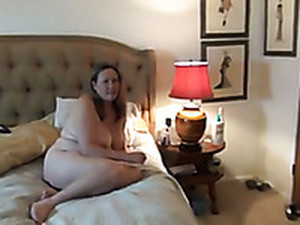 All My Chunky Wife Thinks About 24 Hours A Day Is Getting Fucked On Camera
