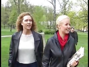 Vierer,Schwedischer Porno
