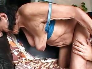 Ugly Brazilina Grandma (Sid69)