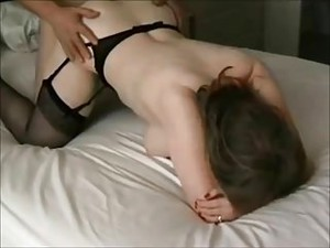 Hot Milf On Passionate Homemade Sextape