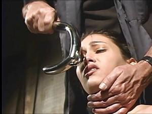 Slave In Transparent Latex