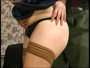 Russian Mature M.S.C. #003 - Christina