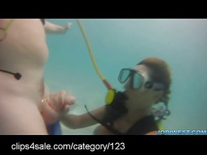 Underwater Fetish Fun At Clips4sale.com
