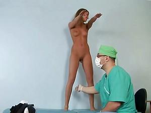 Natalia's Medical Exam