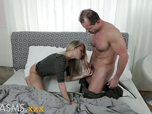 ORGASMS Beautiful Blonde With Amazing Tits Cant Wait
