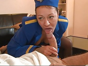 Deutscher Porno,Nylon,Stewardess