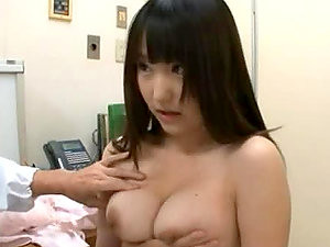 Teen Patient At The Gyno Gets Her Pussy Treated Right