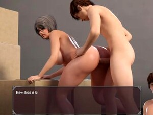LUST EPIDEMIC - PART 37 - VAL ANAL