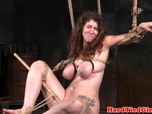 Roundass Babe Submits To Maledom During Bdsm