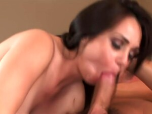 Tempting Mature Woman Holly West Featuring Hot Sex Action Ending With Cumshot