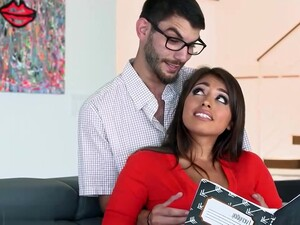 Ella Knox Is A Cock Loving, Latin Brunette Who Is Always In The Mood For A Quickie