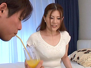 Sexy Japanese Gets Her Wet Pussy Rammed Doggystyle
