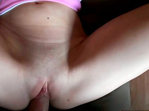 Nice Close Up Doggystyle Sex Action For This Dirty Whore
