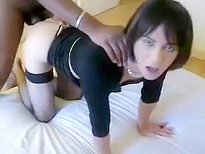 Fabulous Homemade Interracial, Fetish Sex Scene