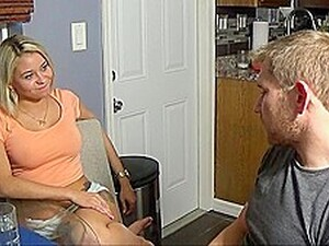 Blonde Is Not Against Homemade Porn Video Camera Guy...