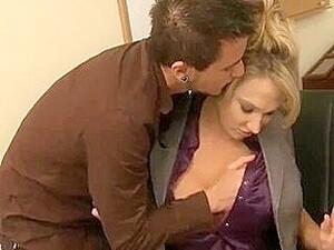 Secretary Office Ending Making Love