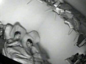 Hidden Camera Films Passionate Flatmate Riding Hard Dick On Top