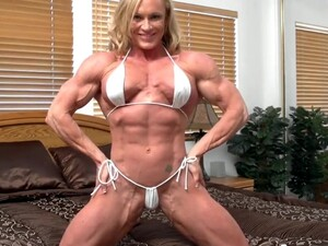 Fake Tits, Real Muscle