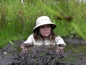 Explorer In Quicksand!