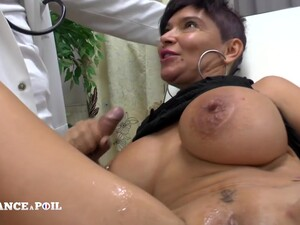 La France A Poil - Huge Boobed Squirt Milf Hard Banged