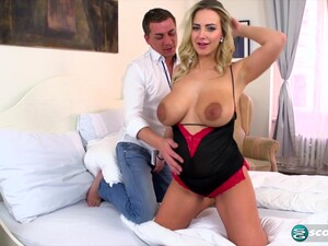 Cherie Nathaly Wants Pregnancy Sex So Bad