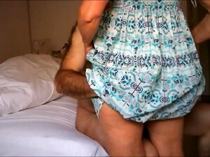Lover Filmed Mature French On Hidden Camera