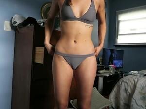 Norwegian Beauty Shows Bikini