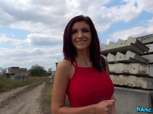 Outside Wild Fuck With A Stranger Is All That Amina Danger Wants