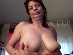Tina Will Not Stop Until Her Enormous Clit Is Satisfied