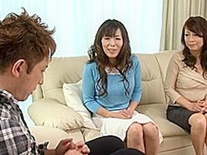 Hot Japonese Mother In Law R