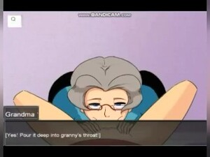Beloved Lesson From Sexy Hot Grandma Susie Special