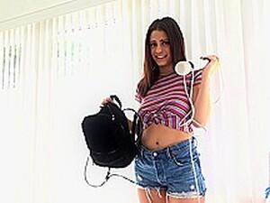 POVPornstars - Melody Foxx - All Natural 18 Year Old Ne