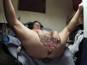 Amazing Amateur Movie With Grannies, BBW Scenes