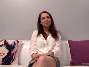 Czech Teacher At The Porn Casting