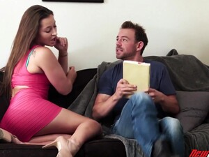 Dani Daniels Seduces Her Step-brother
