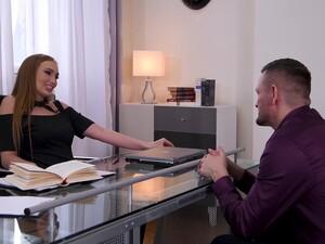 HandsOnHardcore - Liza Billberry - Naughty Therapist An