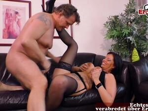 German Amateur Big Tits Milf Fuck At Casting