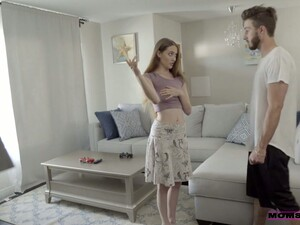 Salacious Experienced Milf Sofie Marie Knows How To Comfort Her Stepson